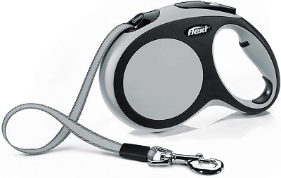 Flexi New Comfort Retractable Tape Lead