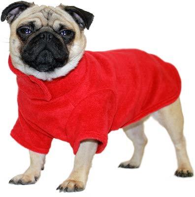 Cosipet Fleece Coat