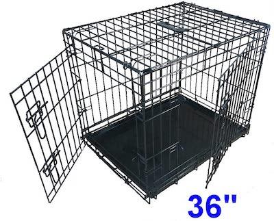 EllieBo Dog Crate