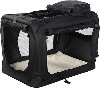 Mool Lightweight Fabric Pet Carrier