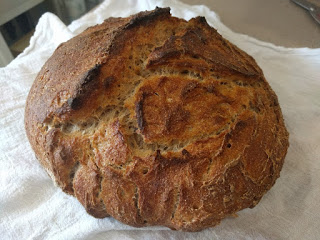 medieval bran bread