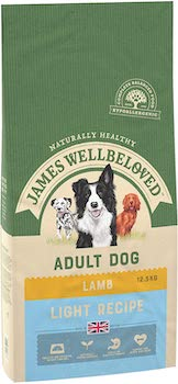 James Wellbeloved Naturally Healthy Light Kibble