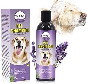 Toulifly Lavender Pet Shampoo