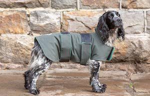Dog & Field 2 in 1 Waterproof Dog Winter Coat
