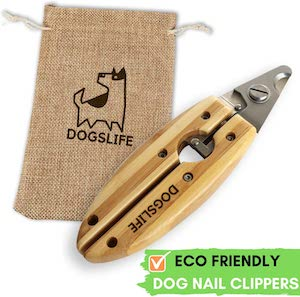 Dog Nail Clippers with Bag