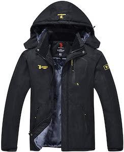 Donhobo Waterproof Fleece Jacket