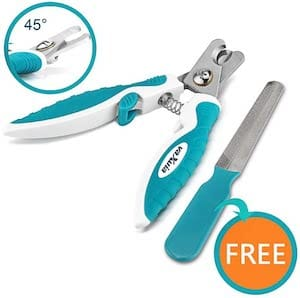 Vaxuia Nail Clipper with File