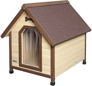 Kerbl Deluxe insulated dog palace