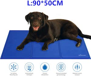 Lauva Dog Cool Mat Bed