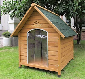 Pets Imperial Wooden Dog Kennel Pets Imperial Wooden Kennel