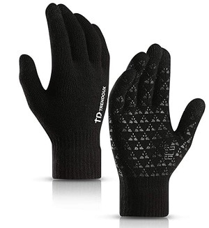 TRENDOUX Soft Warm Touch Screen Winter Gloves Thermal